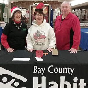 Bay City Christmas Wrap fundraising 2019